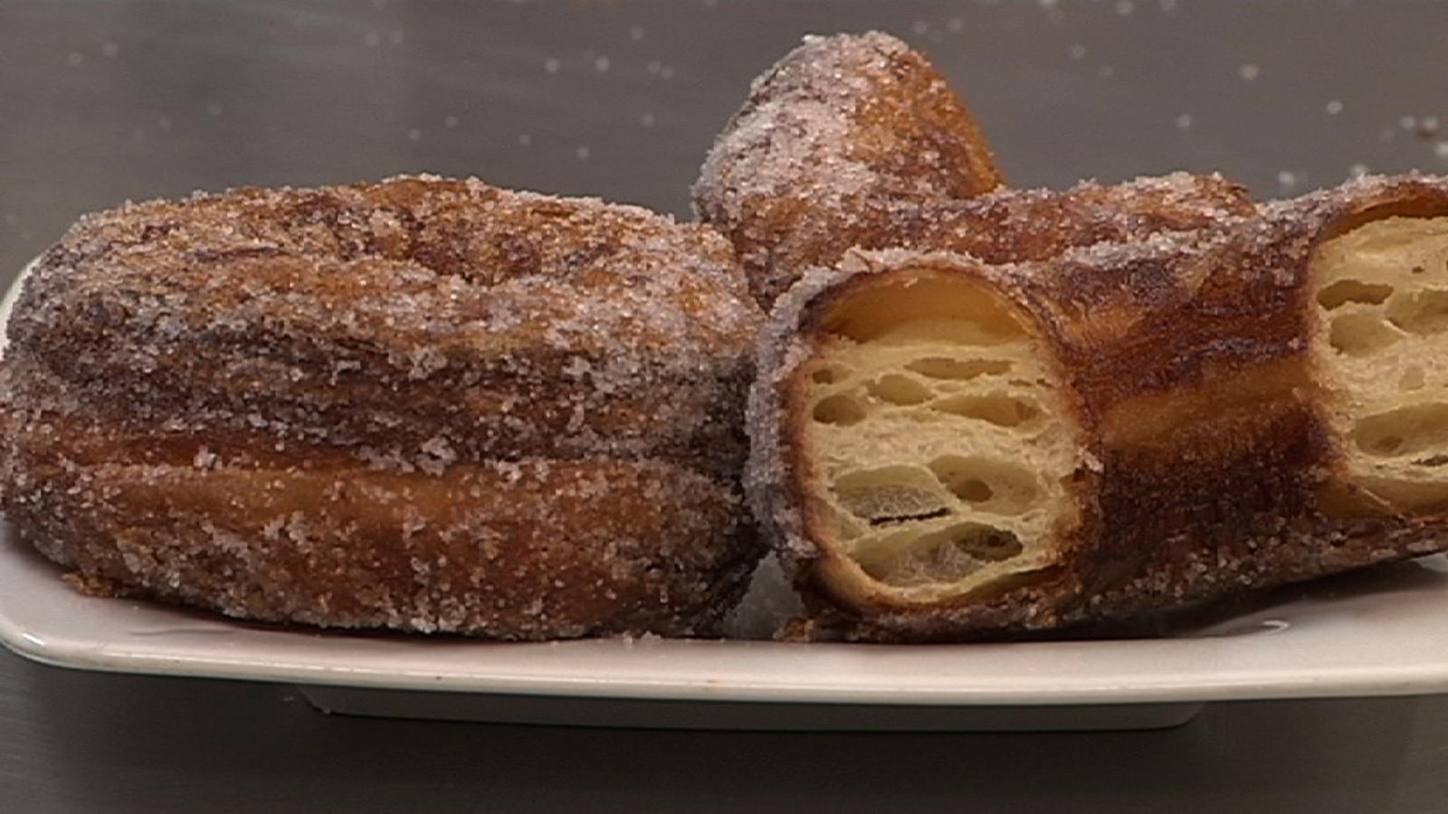 El crònut arriba a Catalunya: No només se'n fan a Nova York, a Sant Celoni també en fem