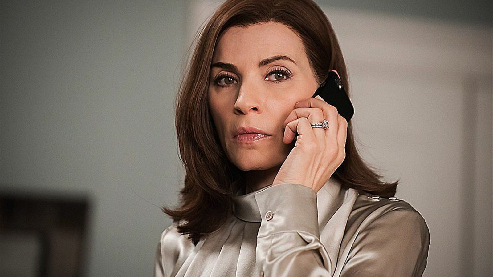 'The good wife' s'acaba avui i Margulies diu que el final no deixarà indiferent