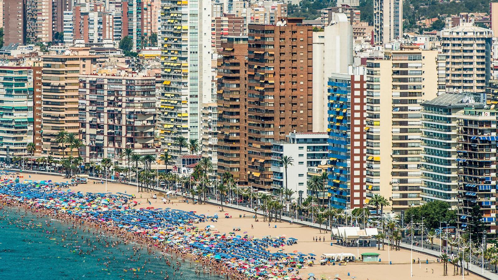 La pressió turística també amenaça València