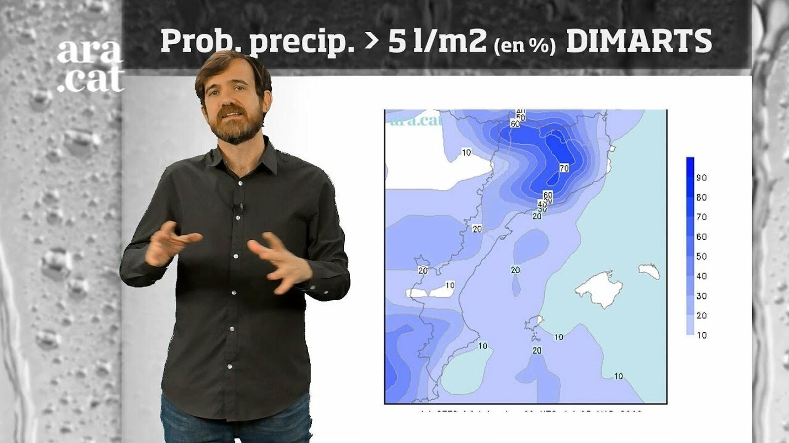 La méteo en 1 minut: el fred d'hivern marxarà ràpid