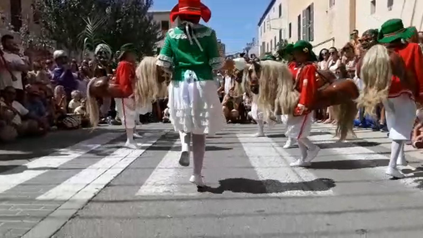 Felanitx bull amb els cavallets i El Cosso