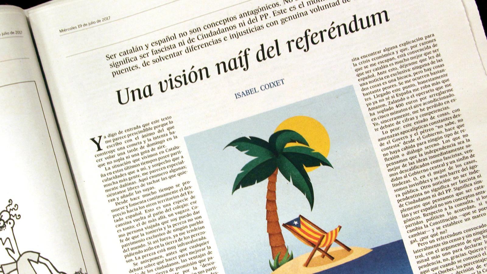 L'anàlisi d'Antoni Bassas: 'Roures, Coixet i el debat del referèndum'
