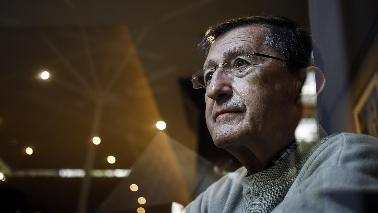 El cineasta Francesc Betriu