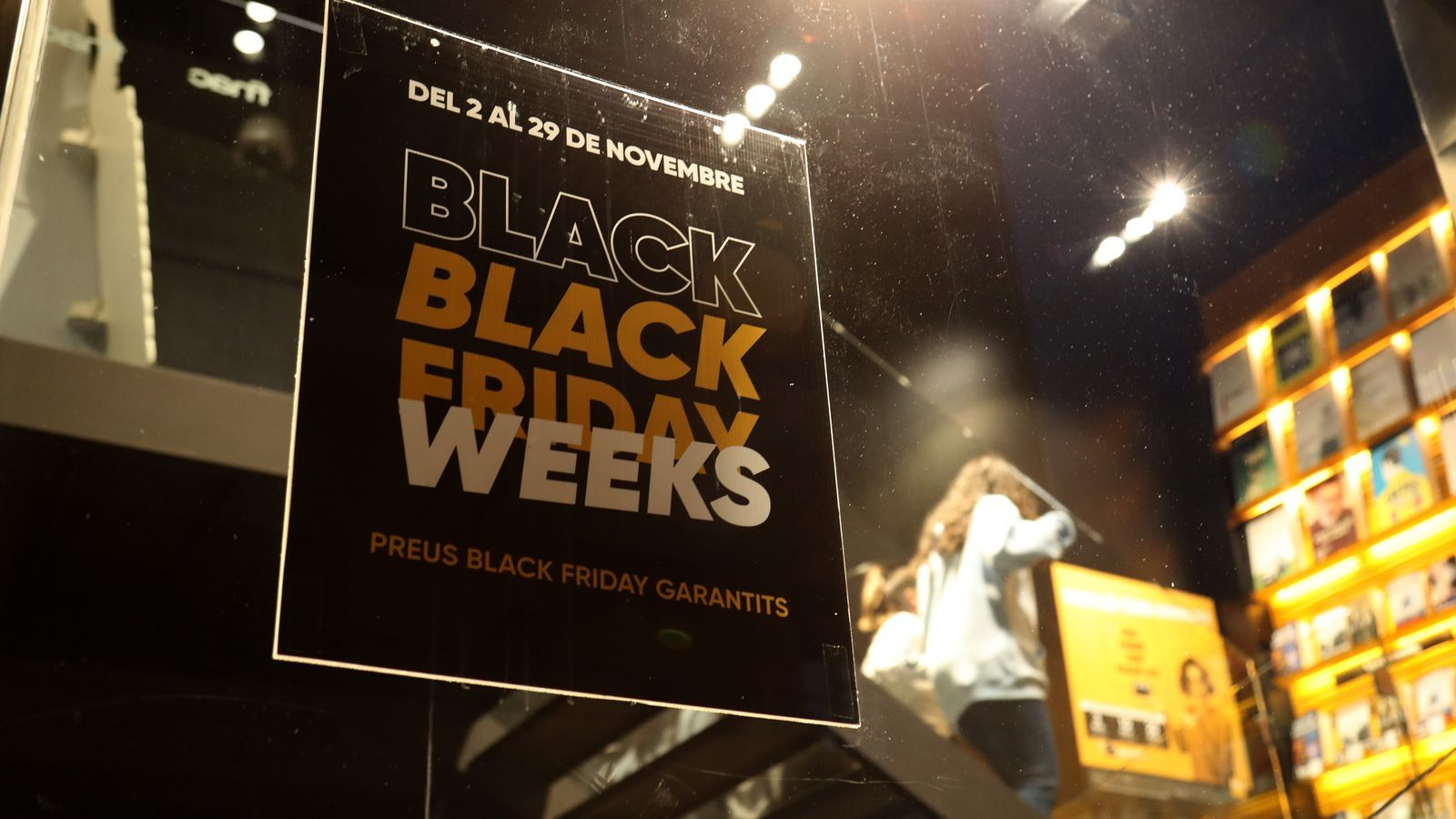 Les patronals xifren entre un 30% i un 50% la davallada de les vendes del Black Friday