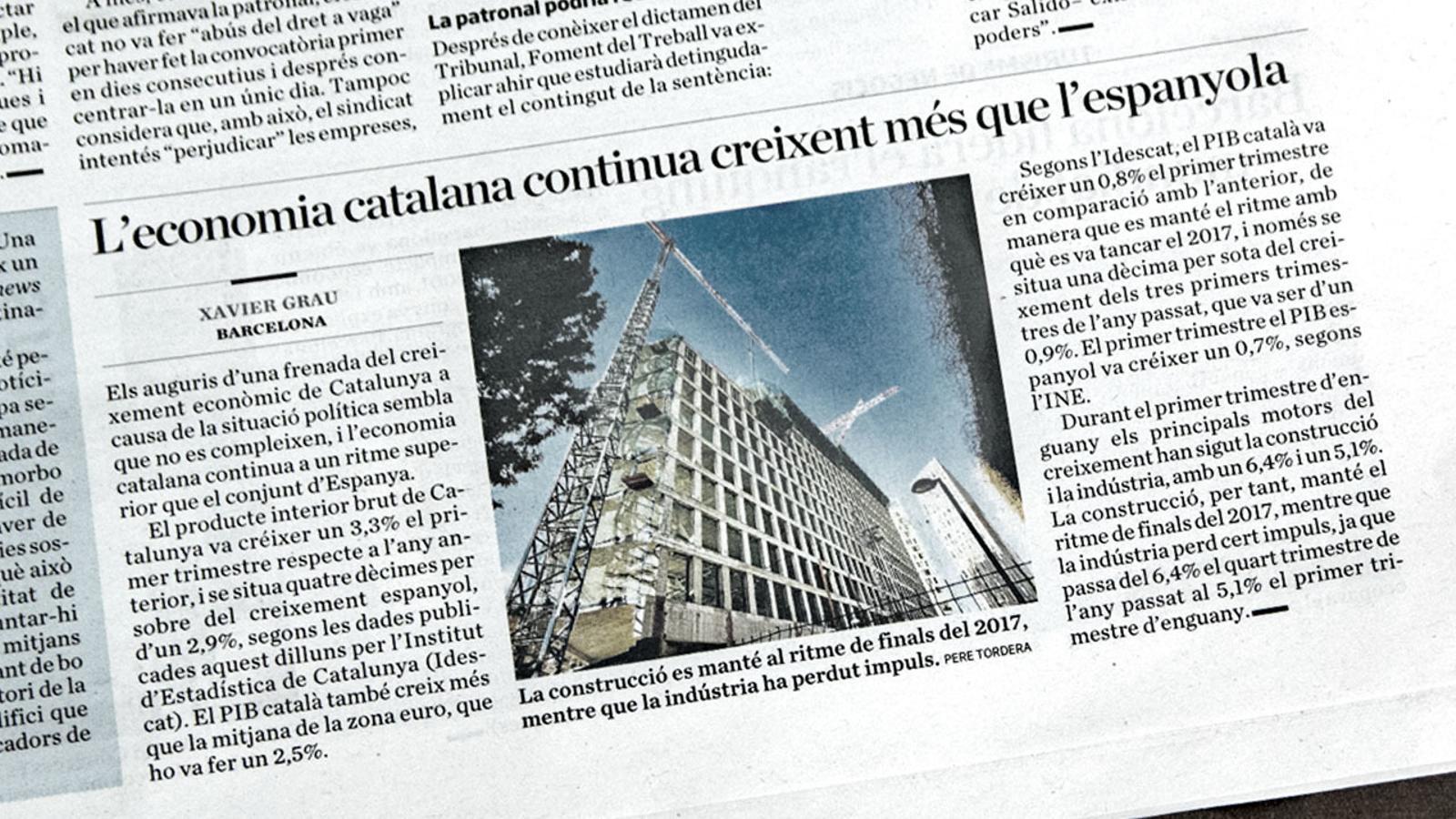 L'anàlisi d'Antoni Bassas: 'Empreses que vau treure la seu social fora de Catalunya, demaneu disculpes i torneu'