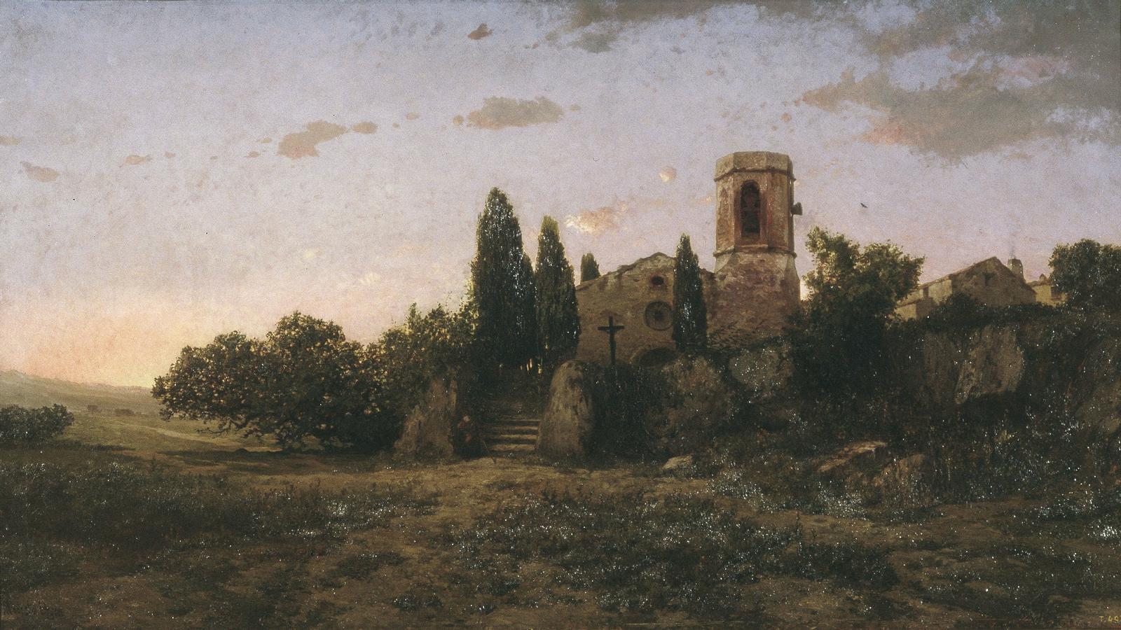 Modest Urgell, l'últim pintor romàntic de Catalunya... i el primer bohemi