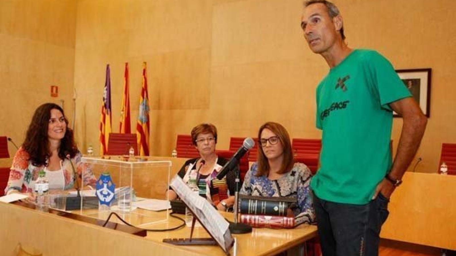 La renúncia de Javier Ares ha estat una sorpresa i deixa un considerable buit a la conselleria insular de Medi Ambient.