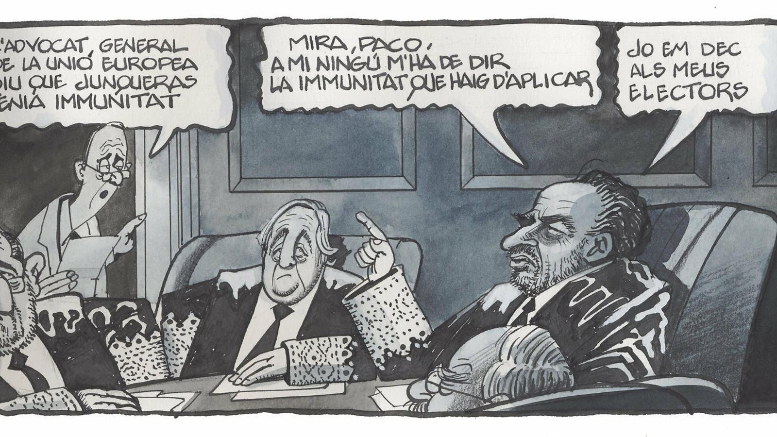'A la contra', per Ferreres 16/11/2019