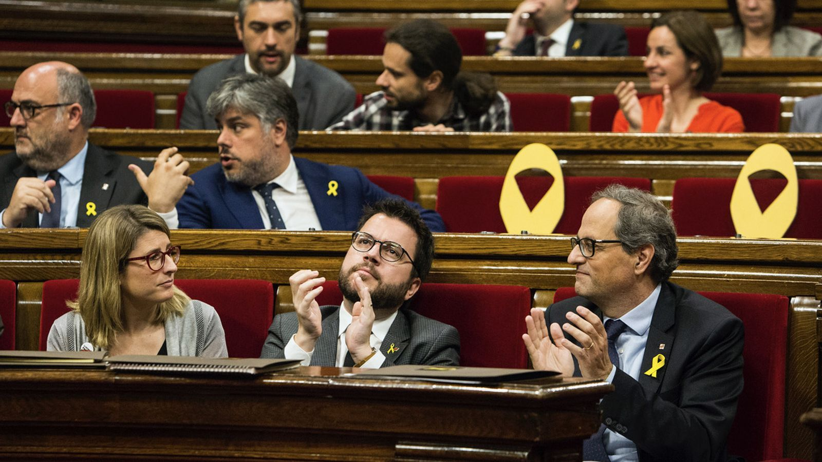 L'anàlisi d'Antoni Bassas: 'Torra diu que no ha vingut aquí a rendir-se'