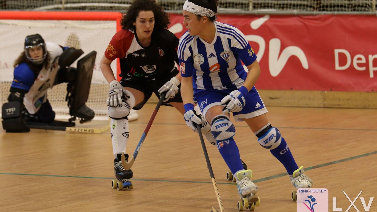El Voltregà jugarà la final four de la Champions femenina d'hoquei sobre patins
