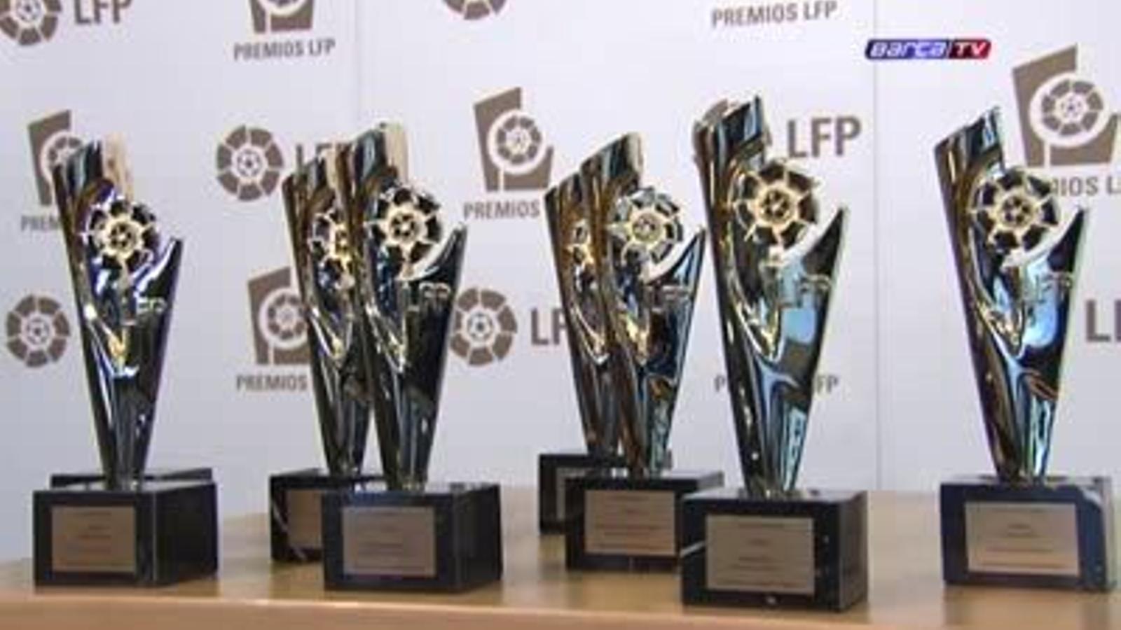 Guardiola, després de rebre el Premi LFP: Vull compartir aquest premi amb els jugadors