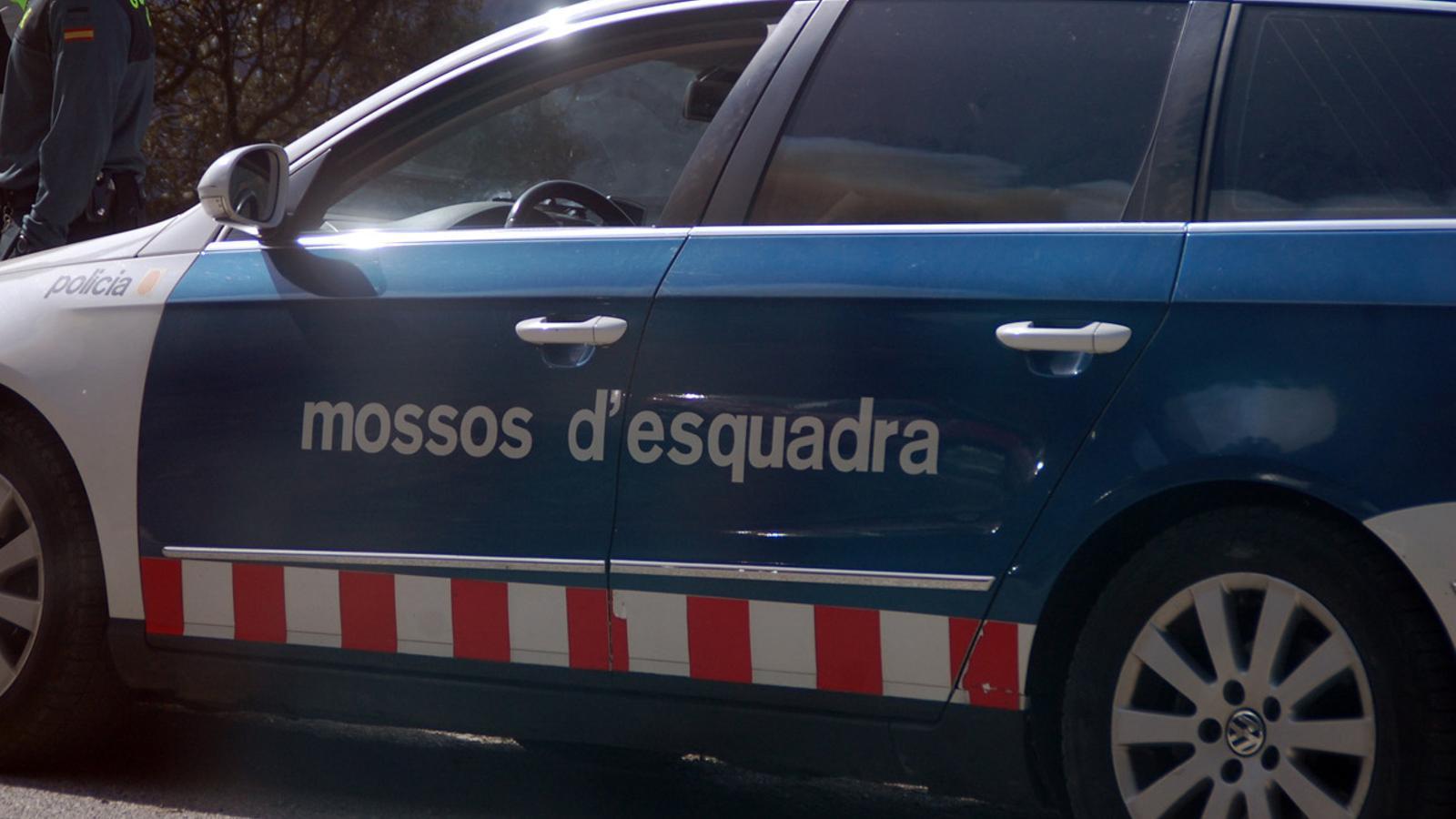 Un cotxe del Mossos d'Esquadra. / ARXIU