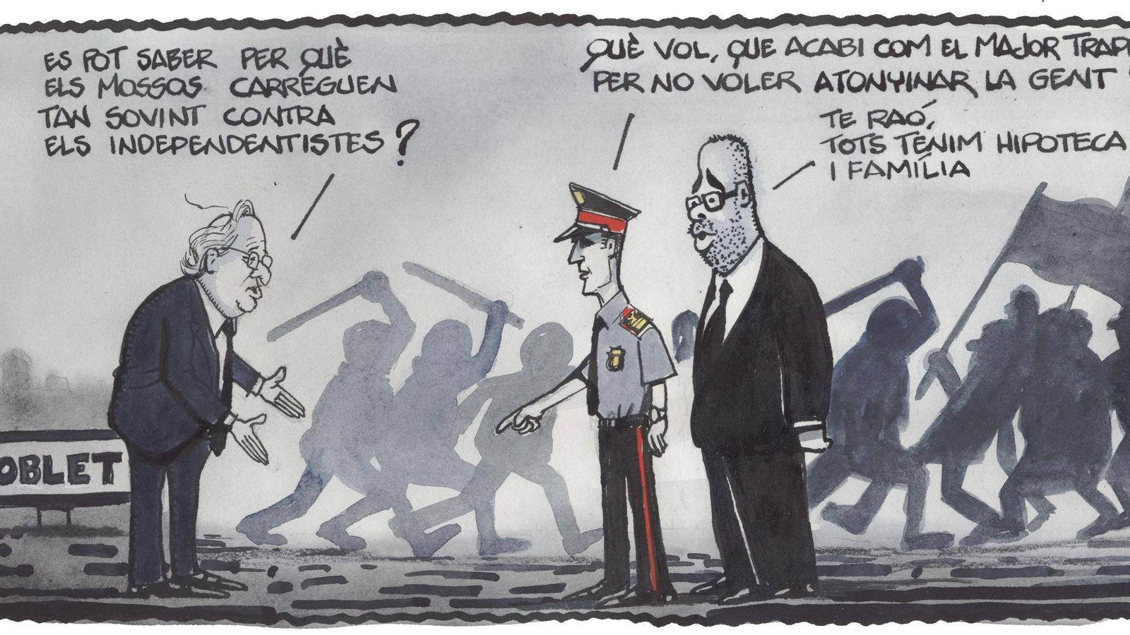 'A la contra', per Ferreres  24/07/2020