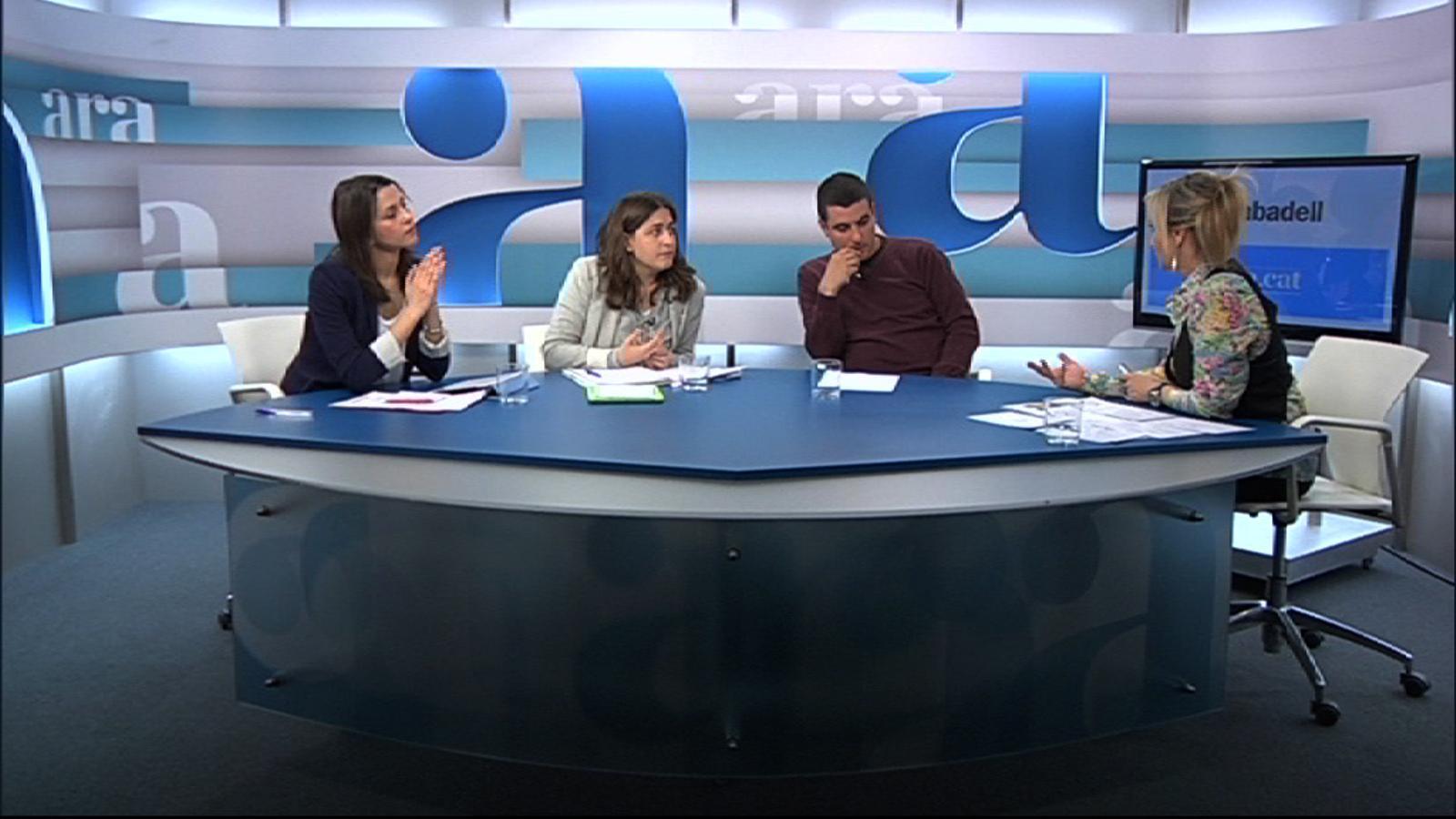 Debat: Quina educació volem (2), per 'Ara TV Premium'