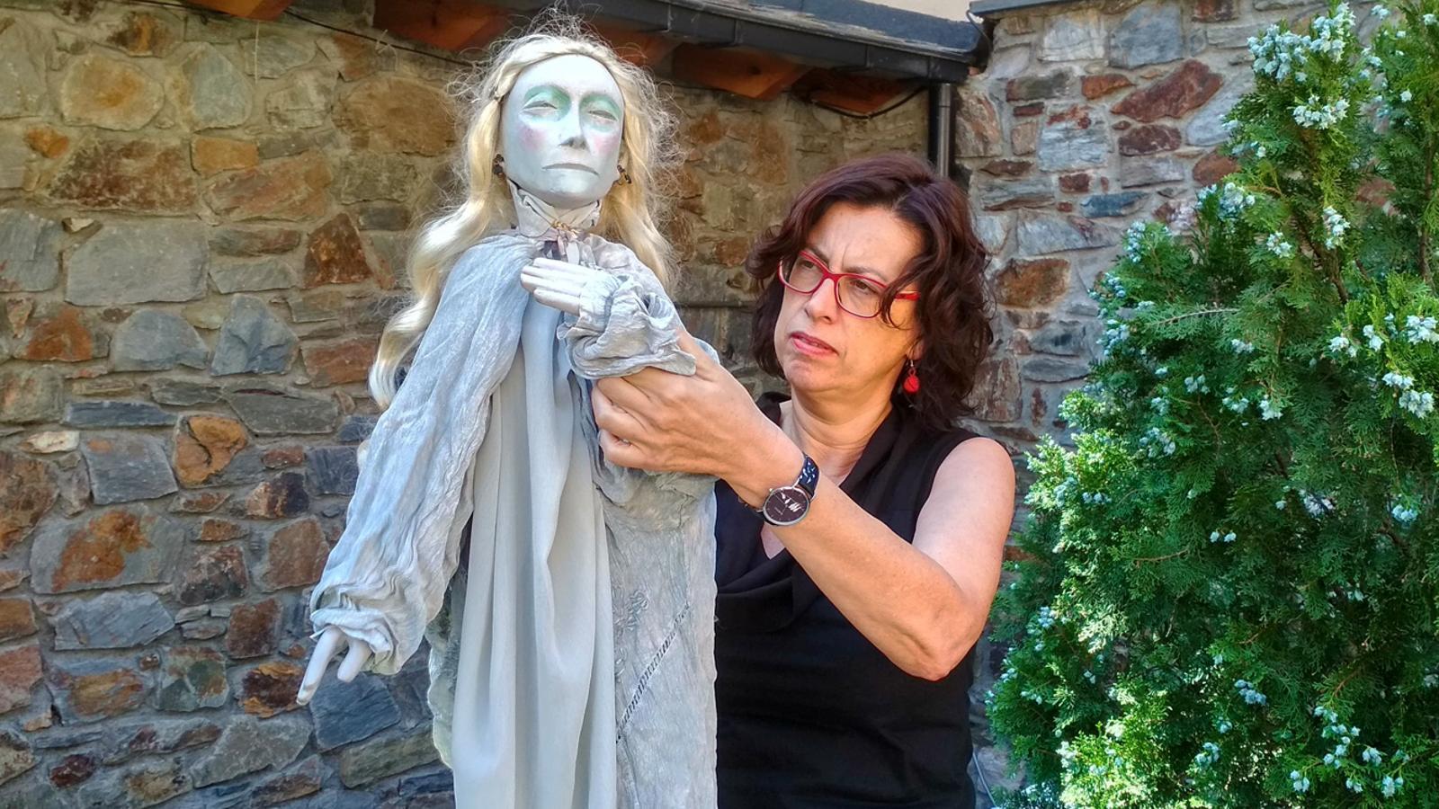 La Dama Blanca és una de les protagonistes de les llegendes que s'explicaran durant l'activitat. / T. N. (ANA)
