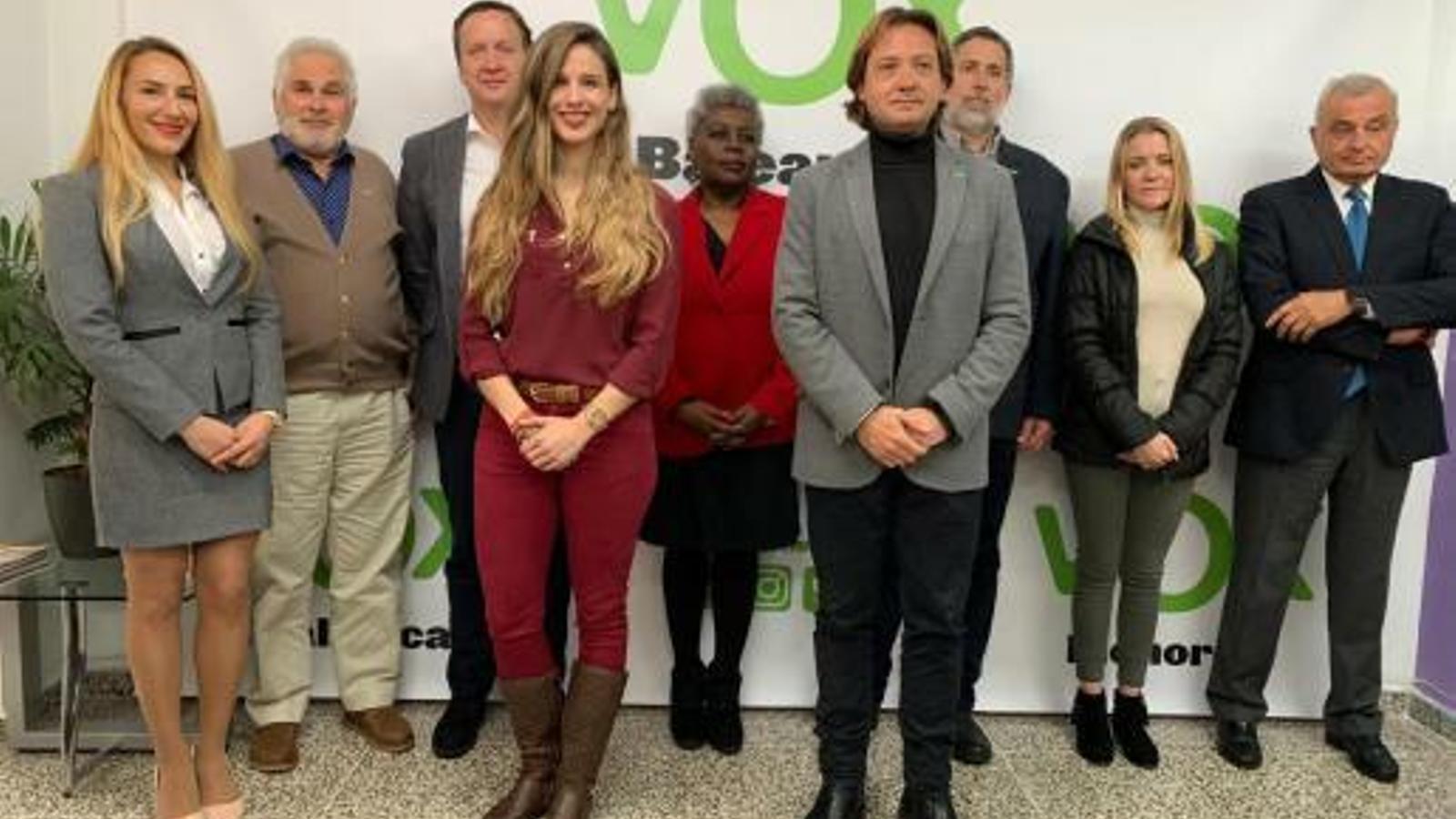 Malena Contestí deixa Vox Balears per les presumptes irregularitats en els comptes del partit