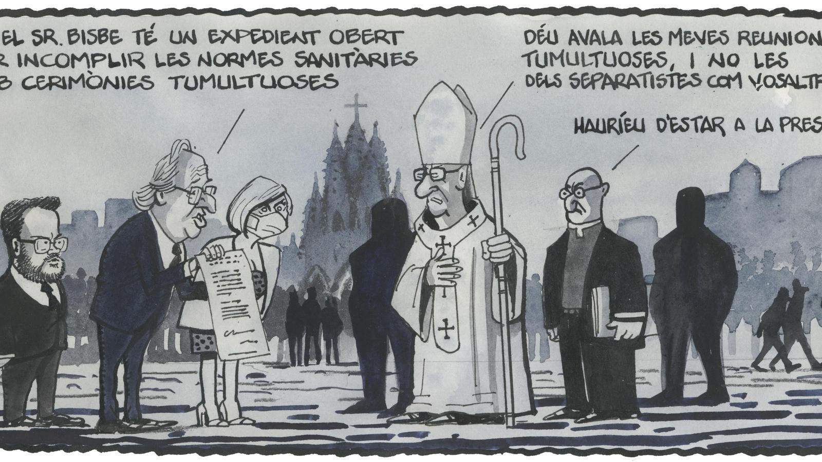 'A la contra', per Ferreres 30/07/2020