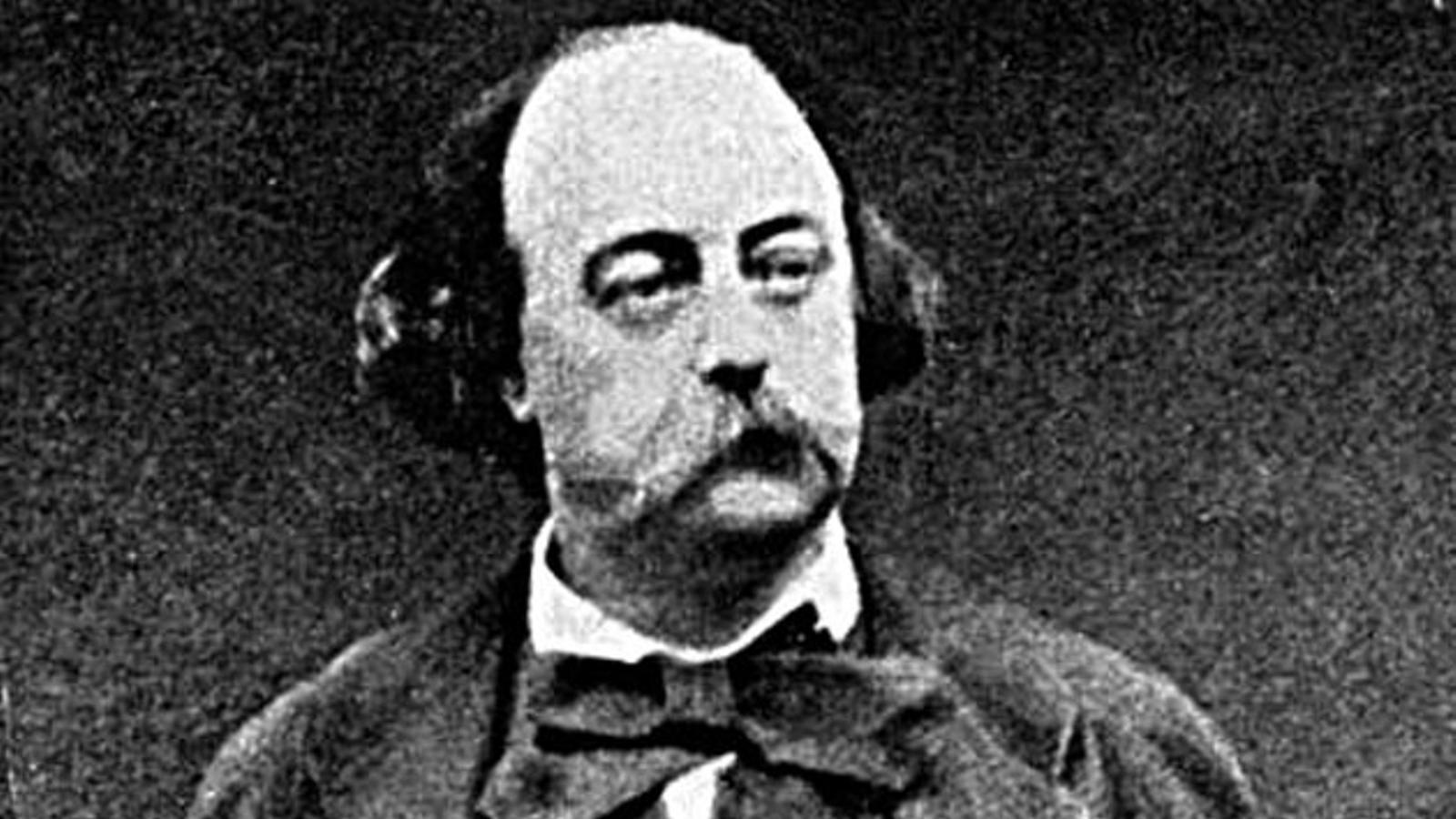 Gustave Flaubert / ARXIU