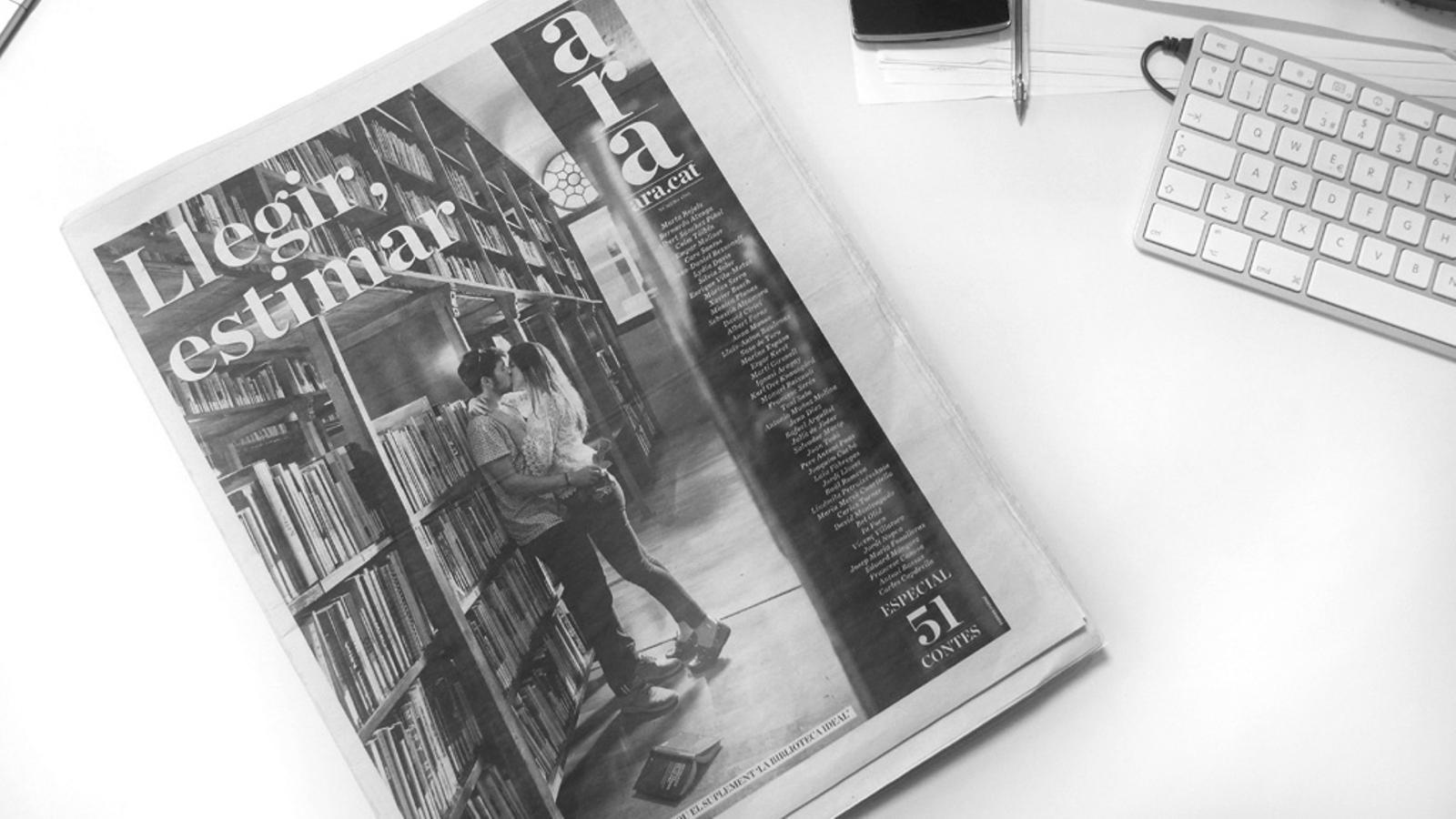 L'editorial d'Antoni Bassas: 'Mister', què és 'lligir'? (23/04/15)