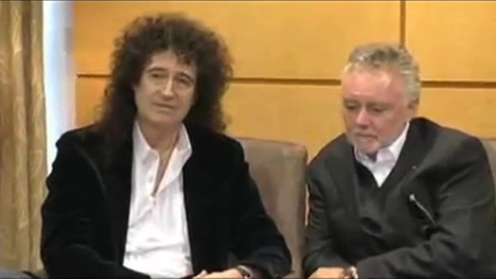 'Dear Mr. Murdoch', la cancó de Roger Taylor, bateria de Queen, contra el magnat de la comunicació