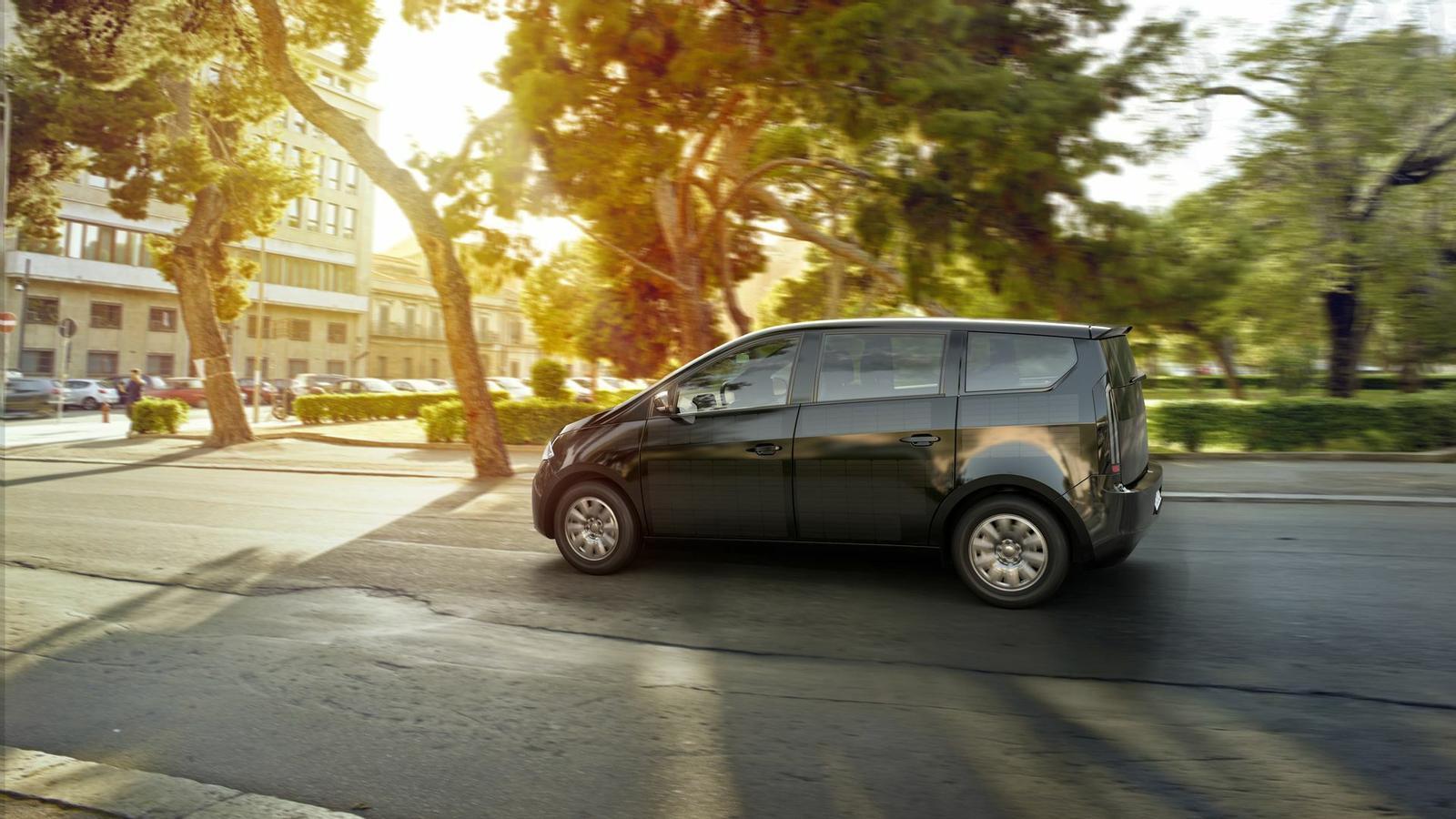 El primer cotxe solar es fabricarà a Suècia
