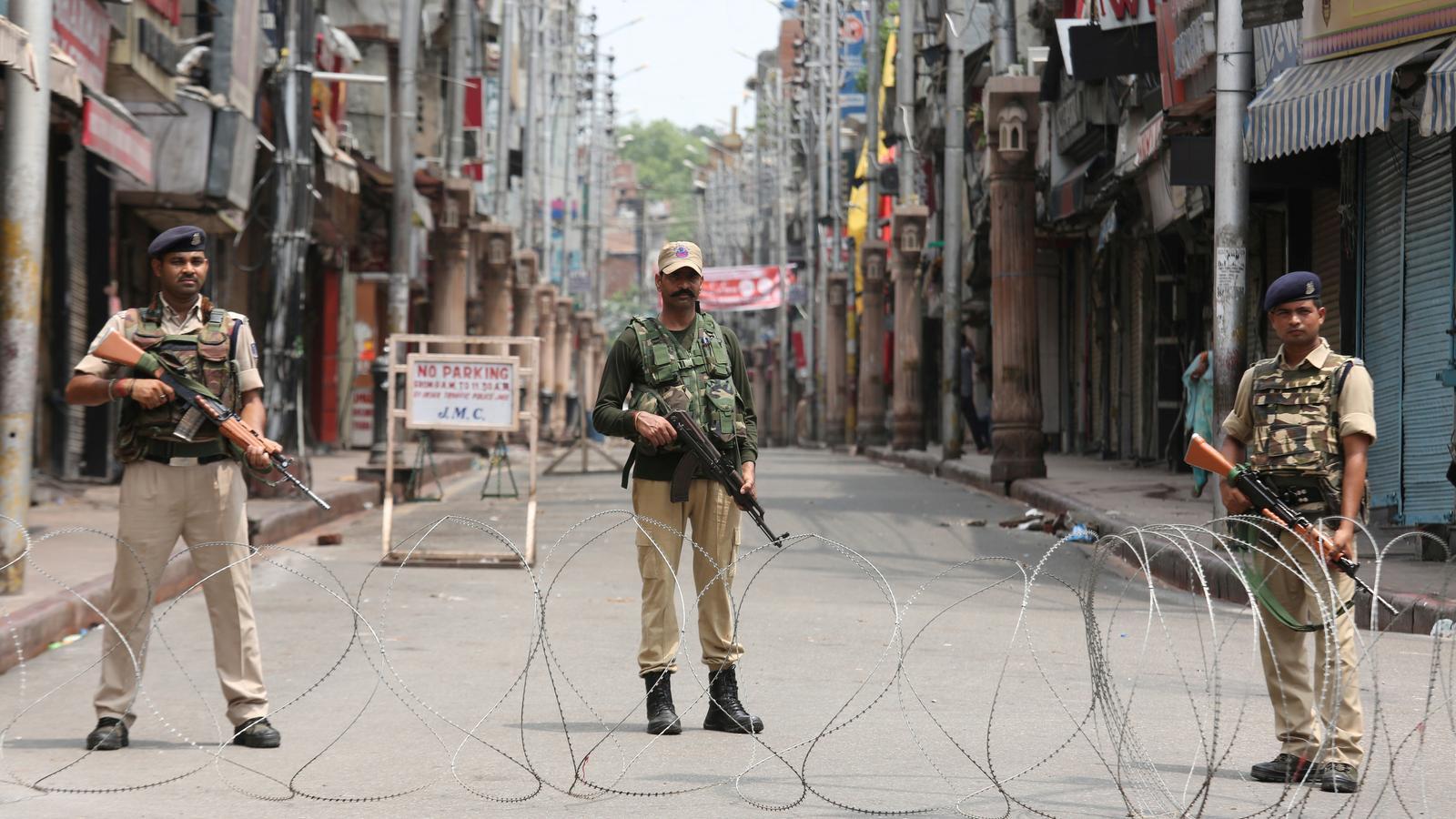 L'Índia revoca l'estatut especial del Caixmir que li garantia la Constitució