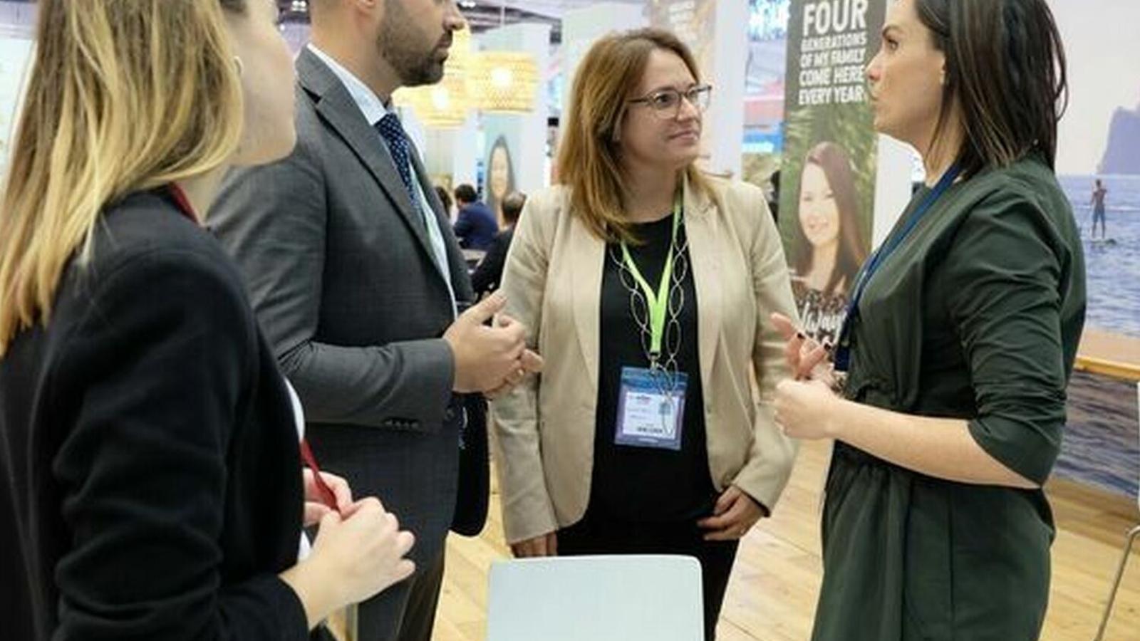 Elena Costa s'incorpora a l'equip de responsables del Consell en matèria turística.