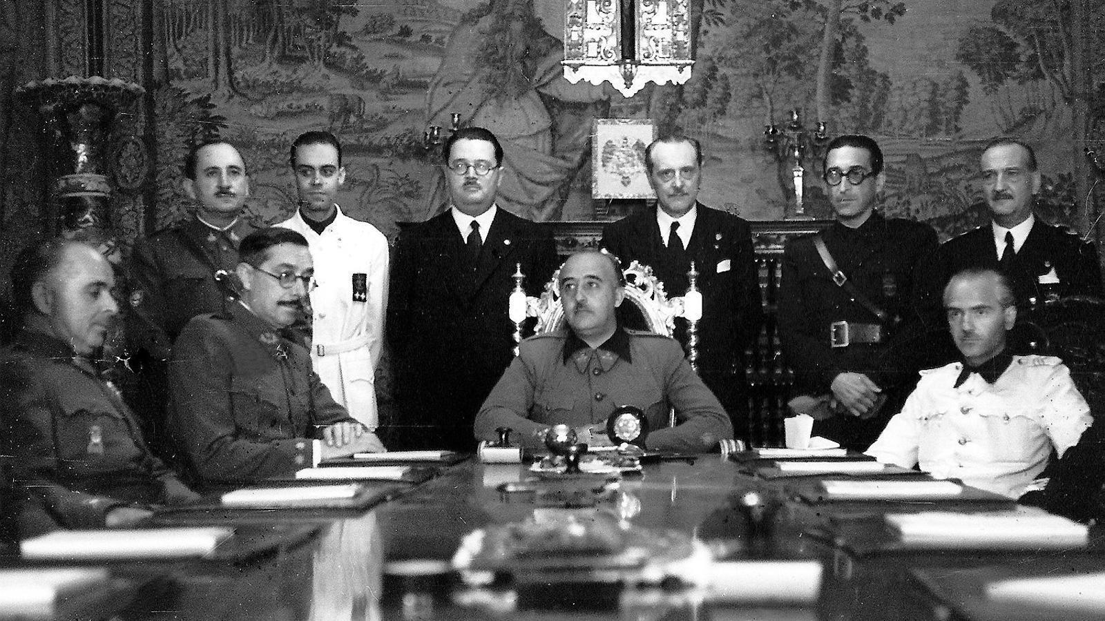 L'estafador que va enganyar Franco