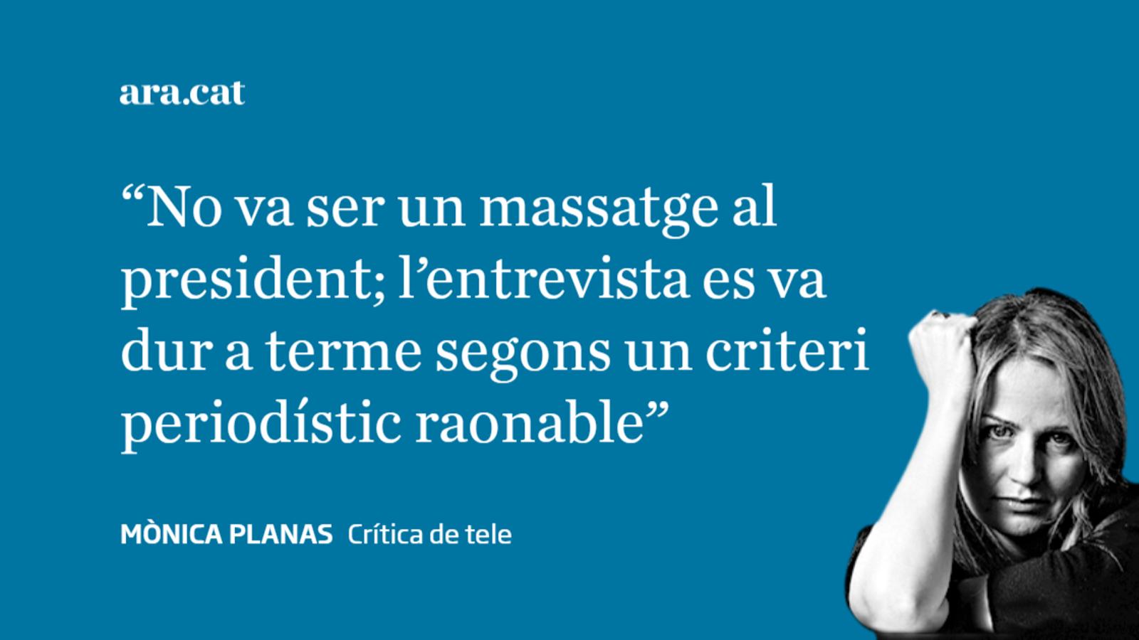 TVE es posa a prova amb Pedro Sánchez