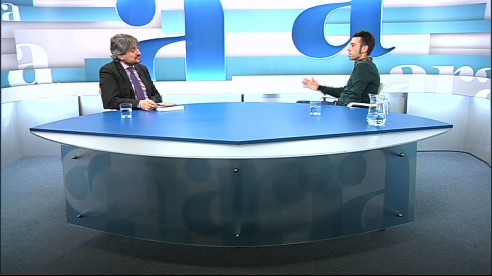 Entrevista de Carles Capdevila a Juanjo Sáez