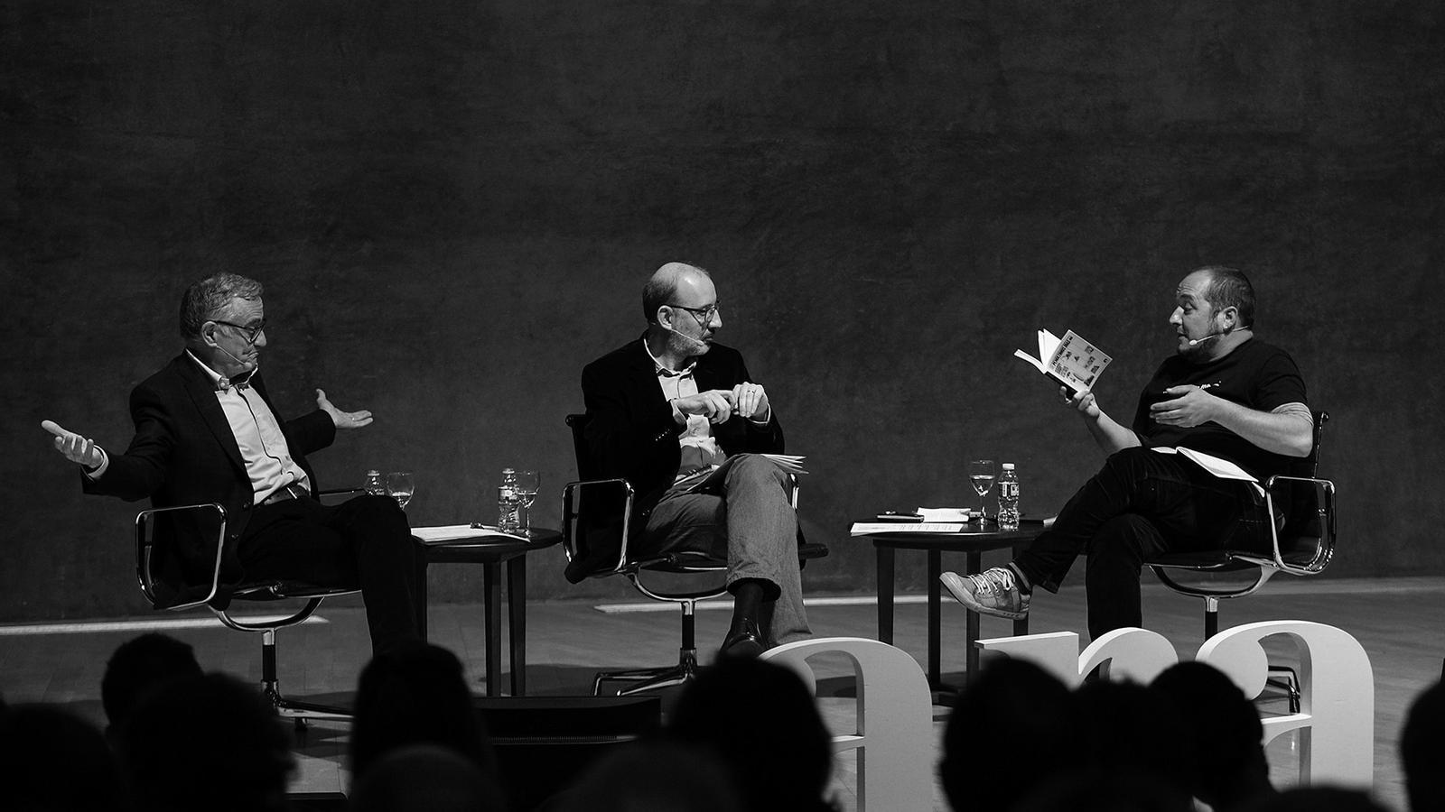 Miquel Puig vs. David Fernàndez: capitalisme, reforma o substitució?