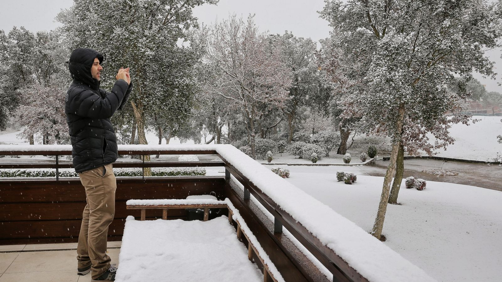 El Meteocat emet un preavís per fred i neu de cara a la setmana que ve