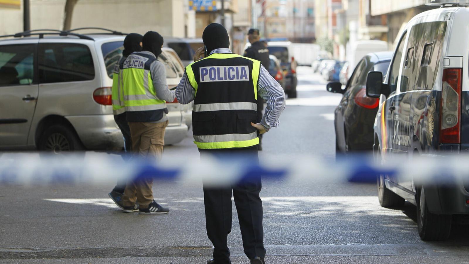 Les Balears continuen liderant la taxa de criminalitat, malgrat la caiguda del 25% i el confinament
