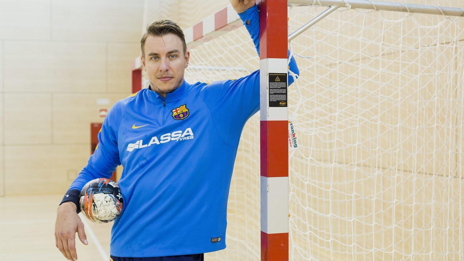 """Filip Jícha: """"No vaig fitxar pel Barça per diners. S'han dit moltes mentides"""""""