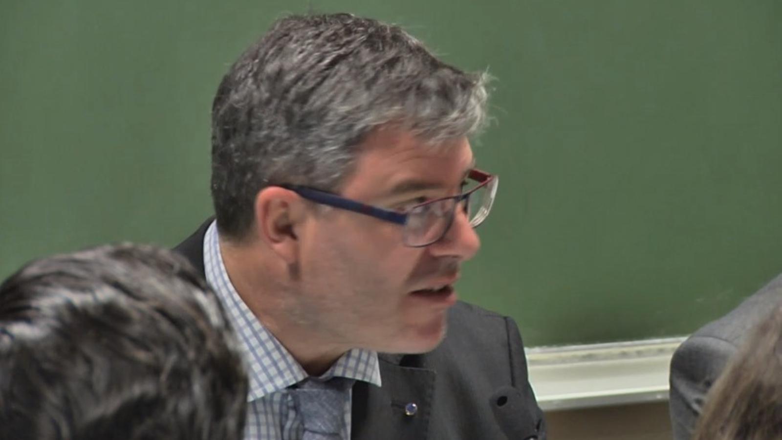 L'ambaixada espanyola a Bèlgica intenta boicotejar un acte sobre la independència de Catalunya