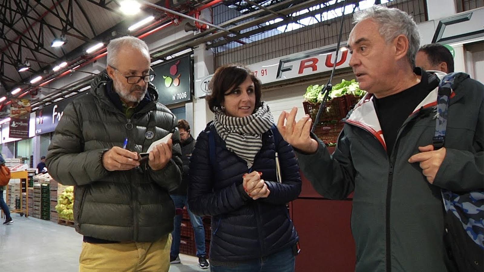 """Ferran Adrià: """"El producte ho és tot: si no hi ha producte, no hi ha cuina"""""""
