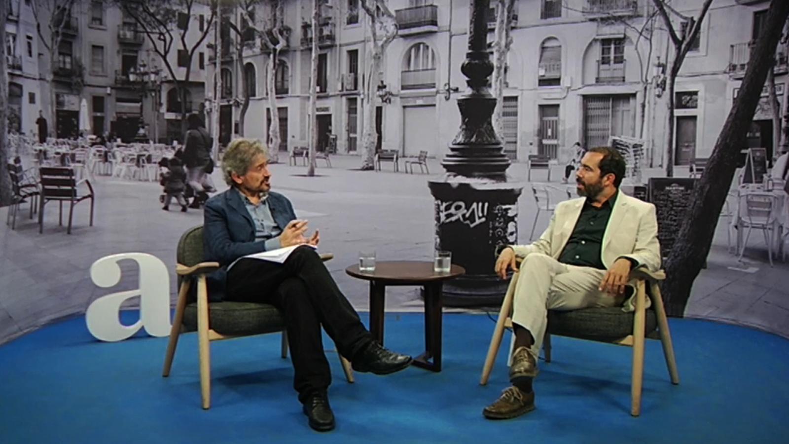 Entrevista de Carles Capdevila a Eduard Vallory