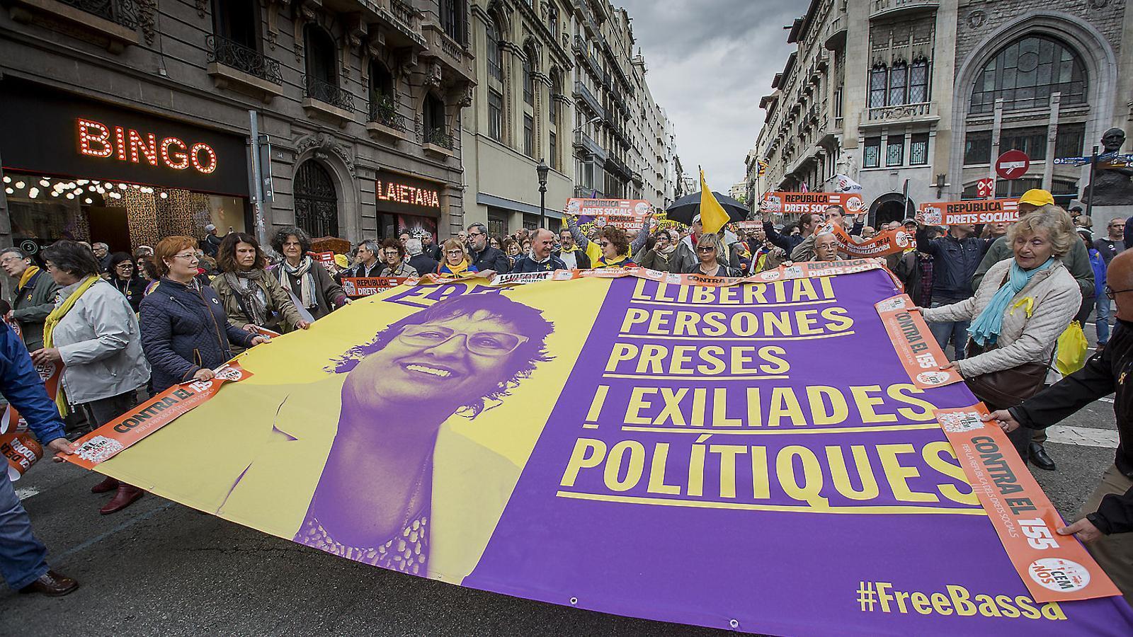 La lluita contra l'oblit de les preses i exiliades polítiques