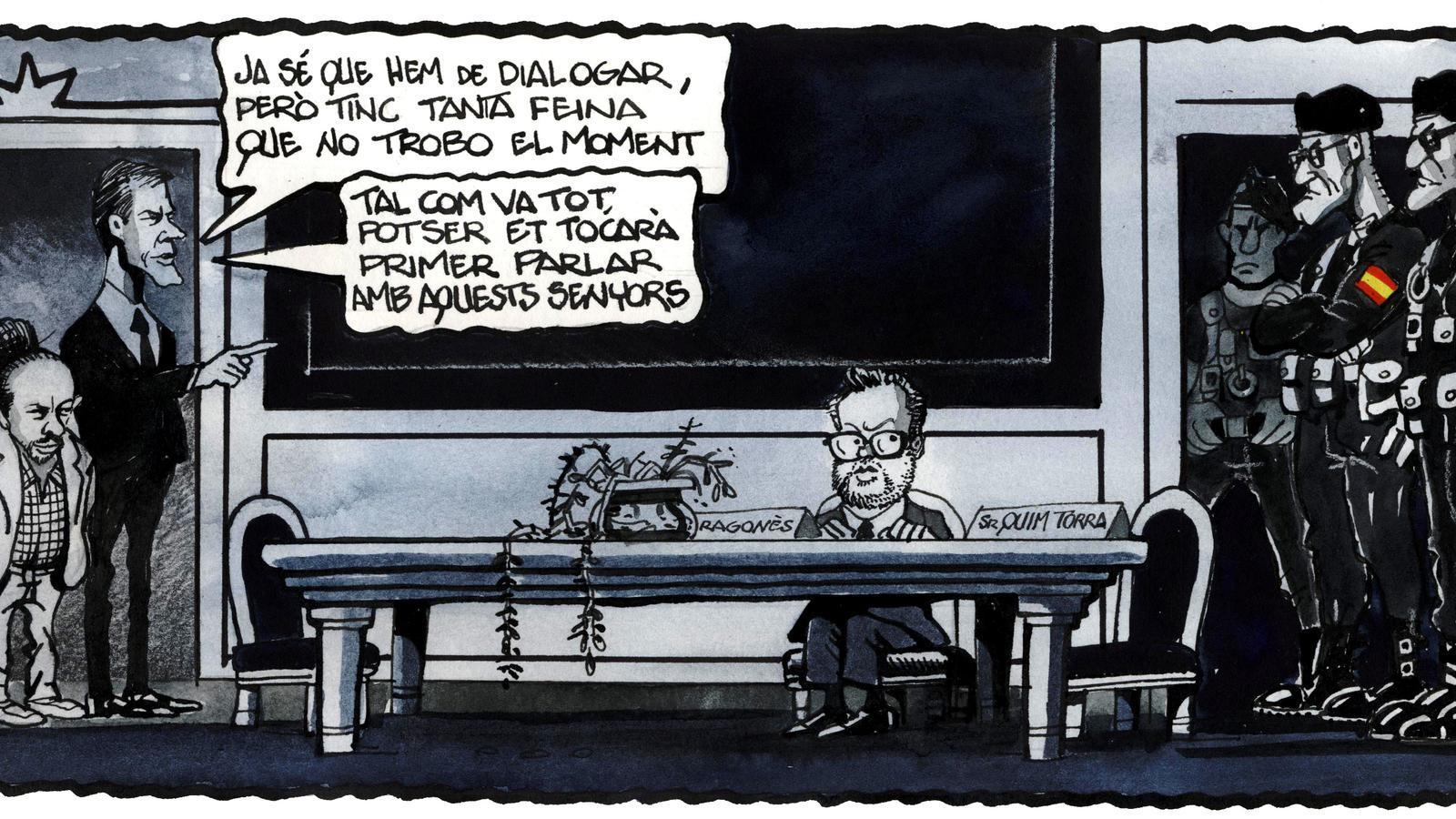 'A la contra', per Ferreres 31/10/2020
