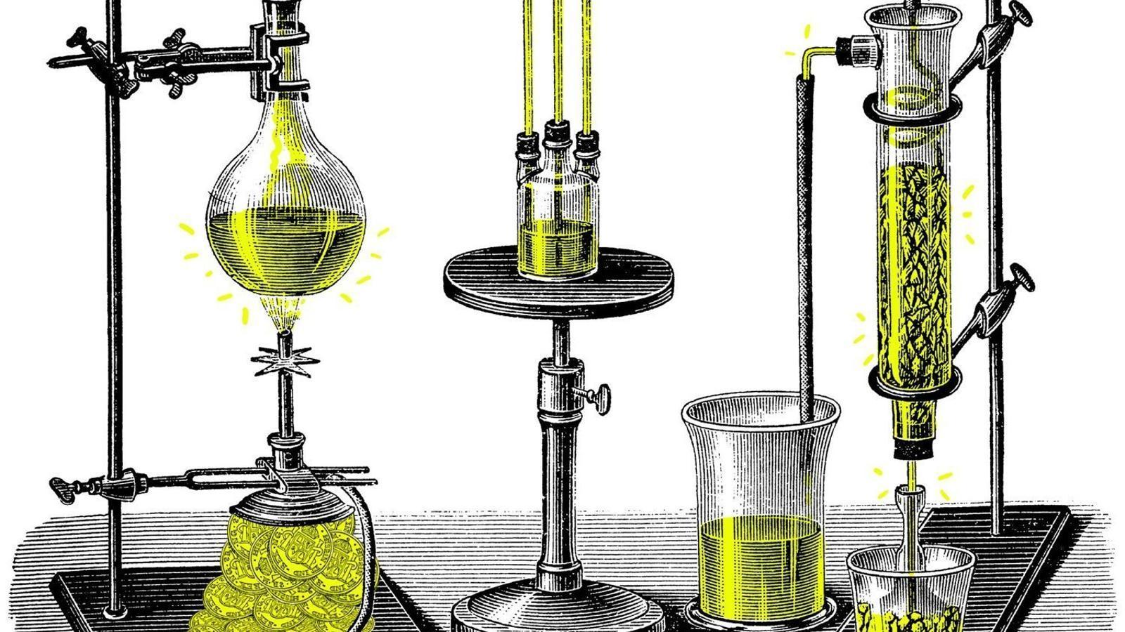 Les 'biotec' catalanes surten del laboratori
