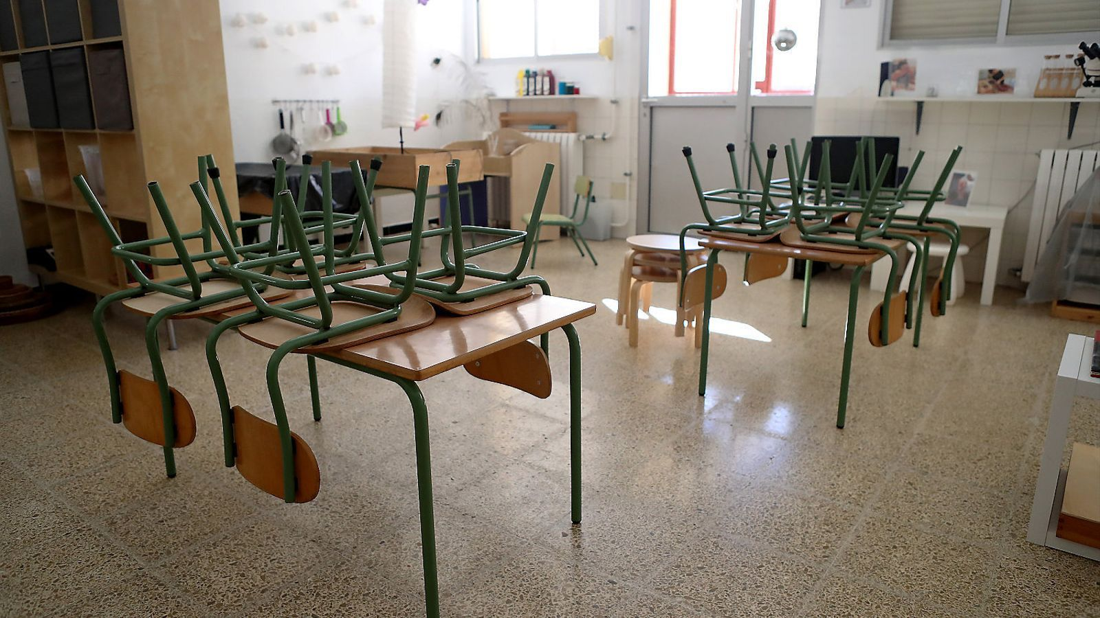 """Catalunya rep 337 milions d'euros per a educació i el sector avisa que són """"insuficients"""""""