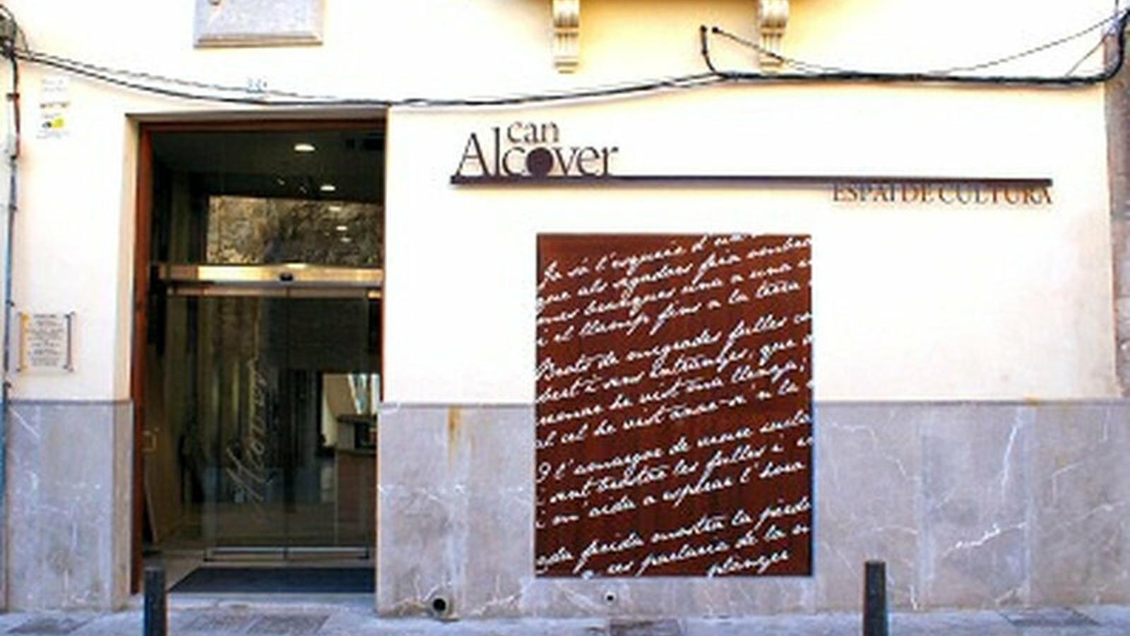 Façana de Can Alcover