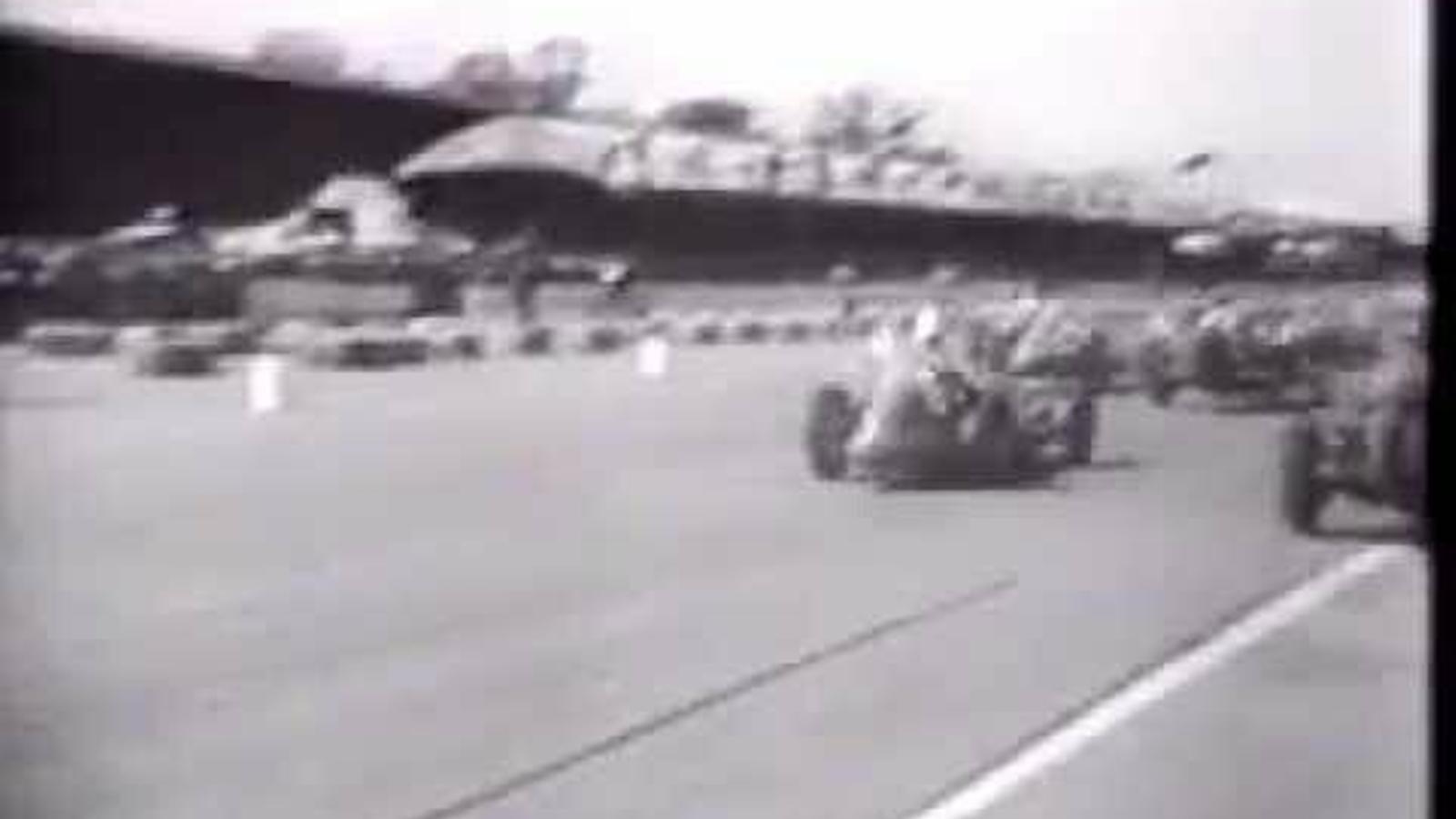 La primera cursa de F1: el GP de la Gran Bretanya de 1950