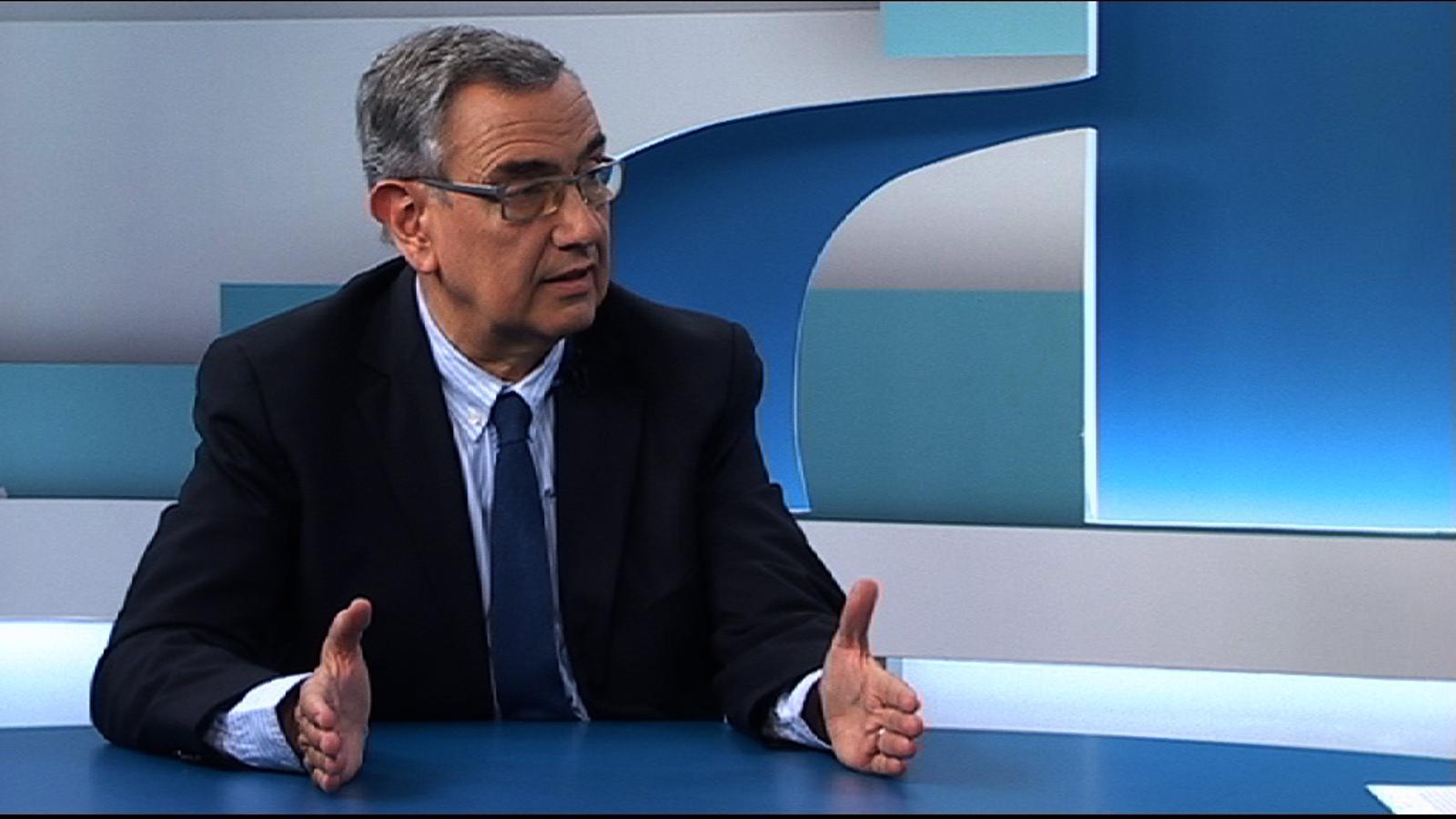 Entrevista sencera a Xavier Pomés, per l'ARA TV Premium