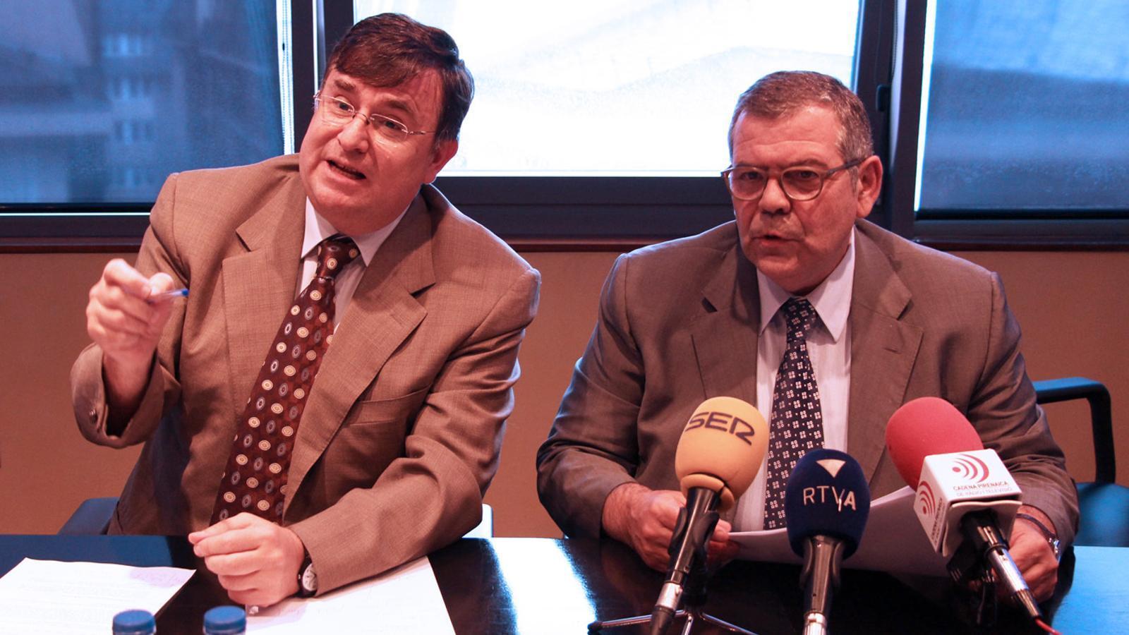 Josep Delgado i Jean Michel Rascagneres / M.T.