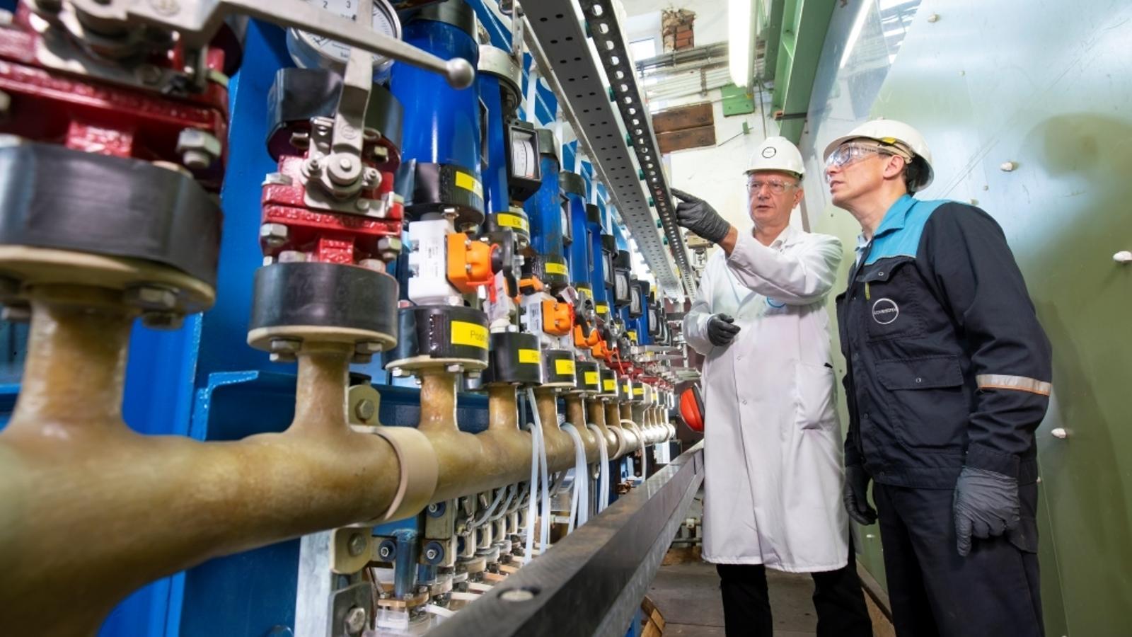 Covestro construirà a Tarragona una nova planta de clor única al món