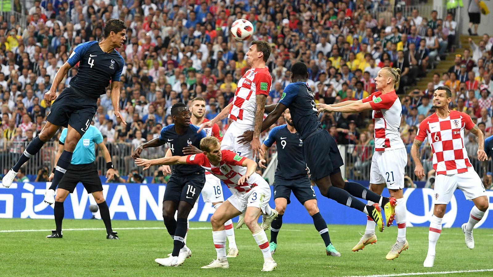 La final del Mundial frega els 1,3 milions d'espectadors
