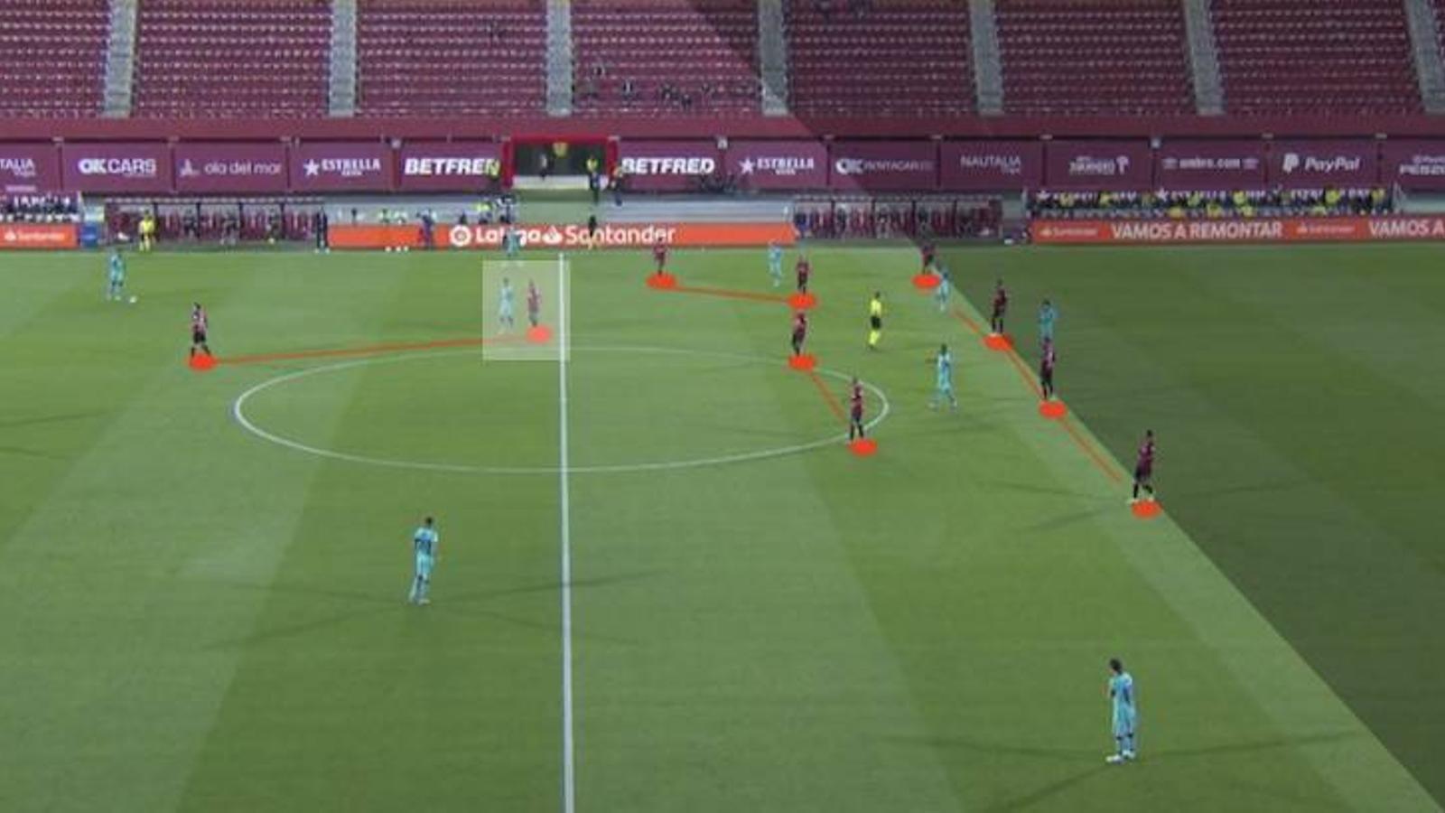 Les 3 claus del Mallorca-Barça