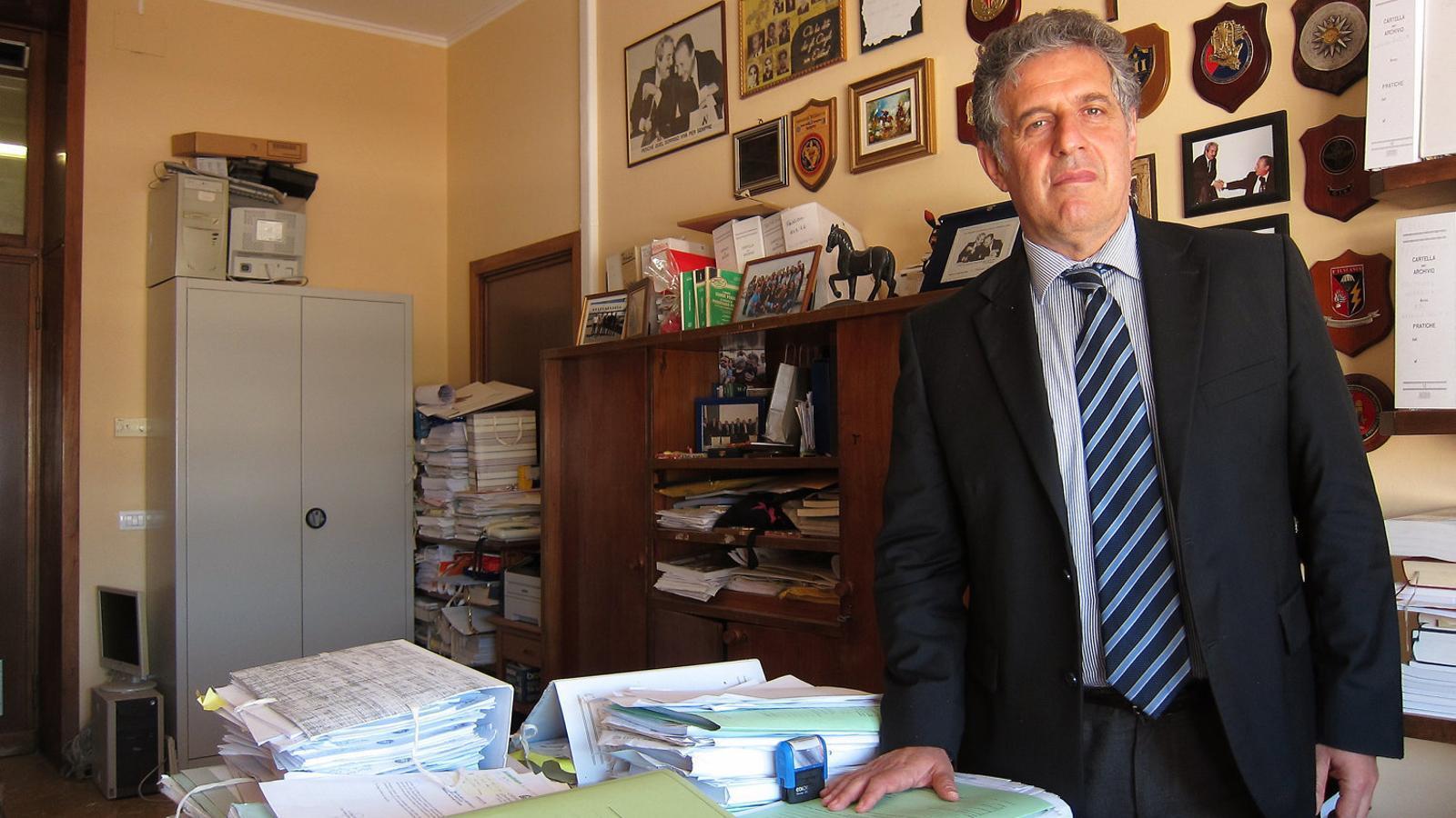 El nou jutge italià que la Cosa Nostra vol assassinar