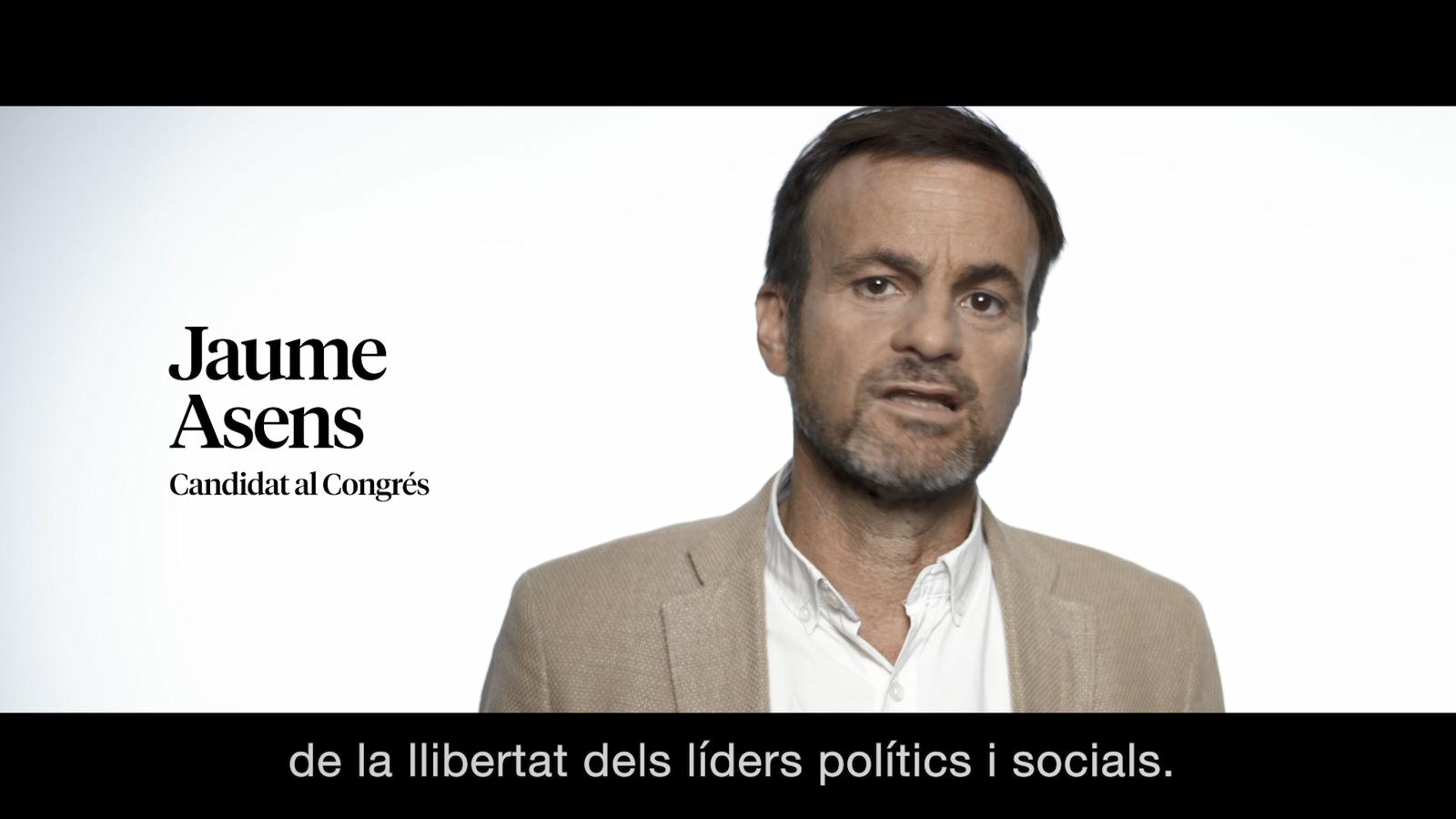Espot electoral d'En Comú Podem